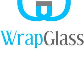 vivekdaneapen tarafından Design Wrapglass Logo için no 63