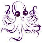 Graphic Design Kilpailutyö #179 kilpailuun Design a Logo of a cartoon octopus