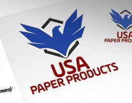Naumovski tarafından Design a Logo for Paper Company için no 40