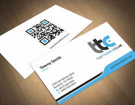 #18 untuk Design some Business Cards for The Tumble Club oleh ezesol