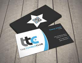 #33 for Design some Business Cards for The Tumble Club by HammyHS