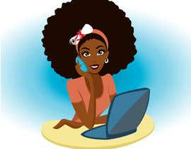 #28 for Create an Animation for The Natural Hair Academy by damanvirk