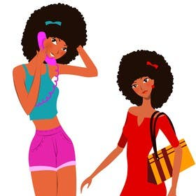 #2 for Create an Animation for The Natural Hair Academy by chubi91