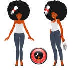 #22 for Create an Animation for The Natural Hair Academy by jorgeromero3d