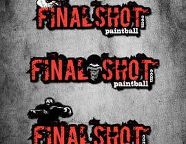 #61 for Design a Logo for Paintball Company af Enuniq