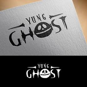 Jhapz21 tarafından Design a logo for the rap artist Yung Ghost için no 6