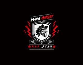 SiBTi7 tarafından Design a logo for the rap artist Yung Ghost için no 72