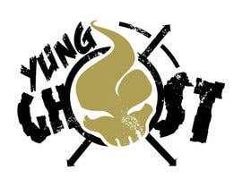 madone01 tarafından Design a logo for the rap artist Yung Ghost için no 66