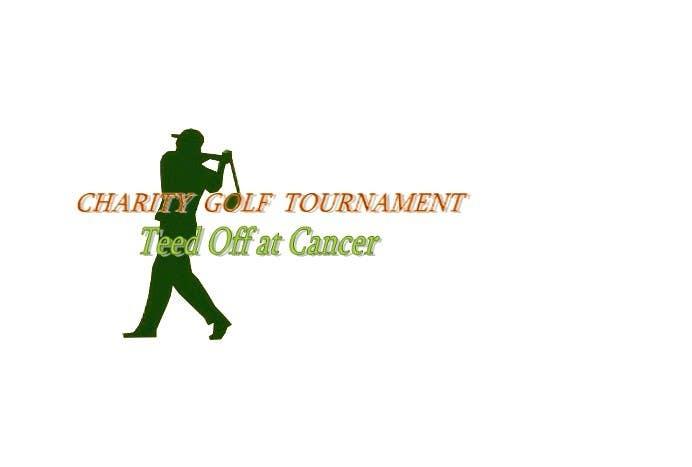 Kilpailutyö #5 kilpailussa RE-Design a Logo for Golf Charity Event