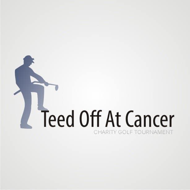 Kilpailutyö #7 kilpailussa RE-Design a Logo for Golf Charity Event