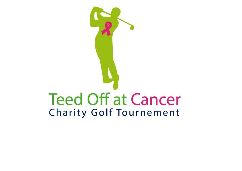 Kilpailutyö #3 kilpailussa RE-Design a Logo for Golf Charity Event