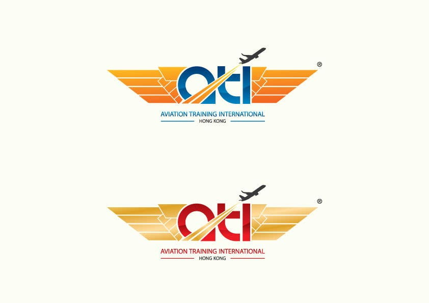 Konkurrenceindlæg #224 for Design a Logo for ATI, Aviation Training International