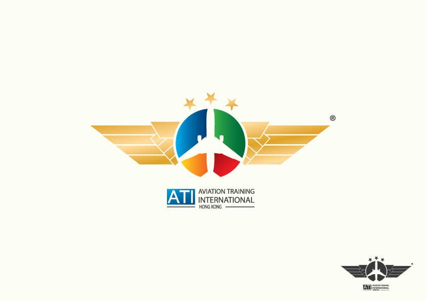 Konkurrenceindlæg #227 for Design a Logo for ATI, Aviation Training International