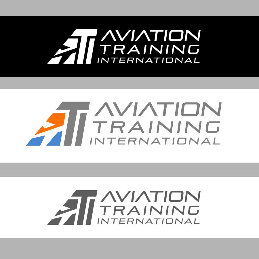 Konkurrenceindlæg #196 for Design a Logo for ATI, Aviation Training International