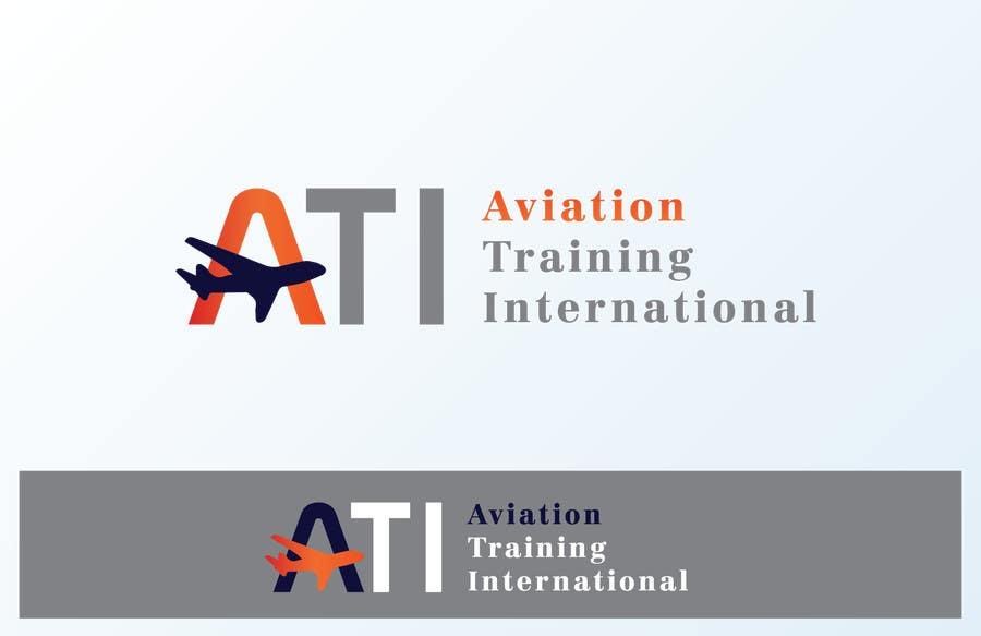 Konkurrenceindlæg #252 for Design a Logo for ATI, Aviation Training International