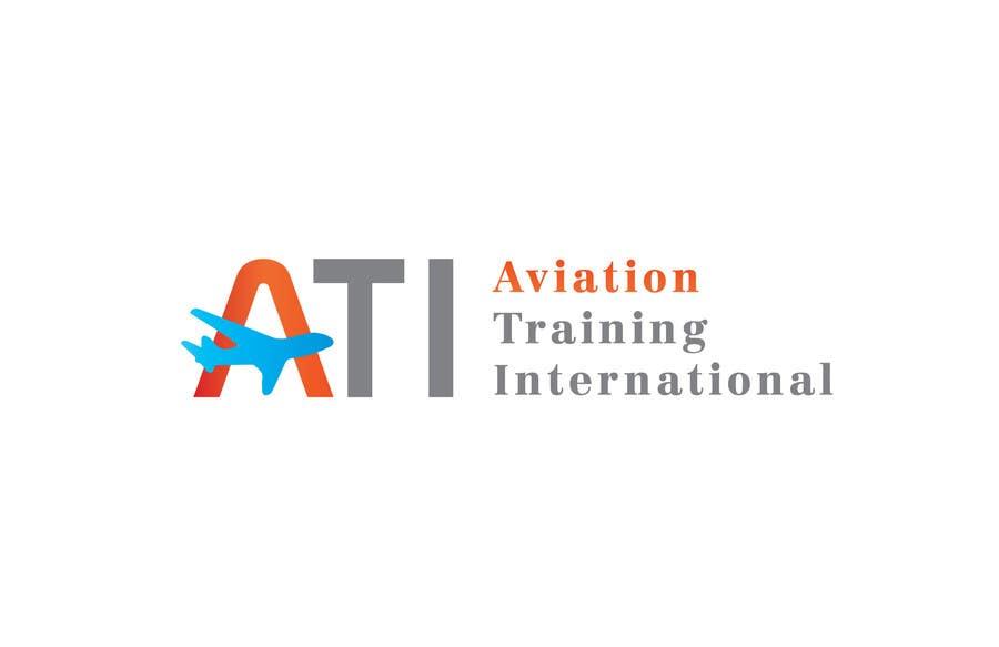 Konkurrenceindlæg #253 for Design a Logo for ATI, Aviation Training International