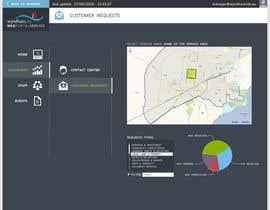 Nro 18 kilpailuun Design UI/UX for a web portal käyttäjältä UKgraphic