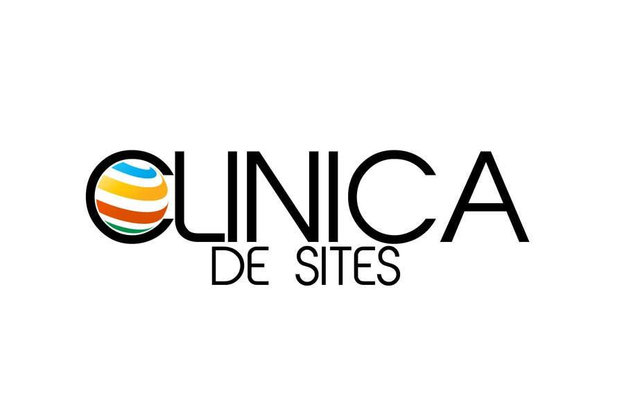 Penyertaan Peraduan #44 untuk Design a Logo for clinicadesites.com.br