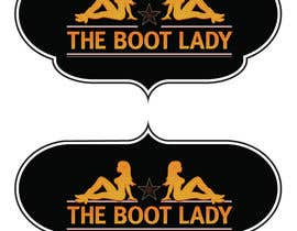 nº 153 pour Design a Logo for The Boot Lady par travisohdell