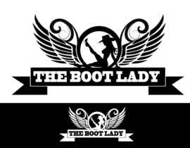 nº 141 pour Design a Logo for The Boot Lady par rogeliobello