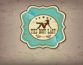 #142 untuk Design a Logo for The Boot Lady oleh leduy87qn