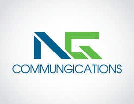#153 untuk Design a Logo for NG Communications - repost oleh ConceptFactory