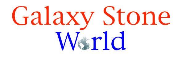 Konkurrenceindlæg #                                        34                                      for                                         Design a Logo for Galaxy Stone World