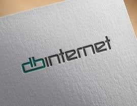 Nro 285 kilpailuun Design a logo for DBinternet käyttäjältä mobarok8888