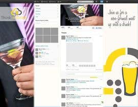 #13 para Design a Twitter background for Professional Group por DanaDouqa