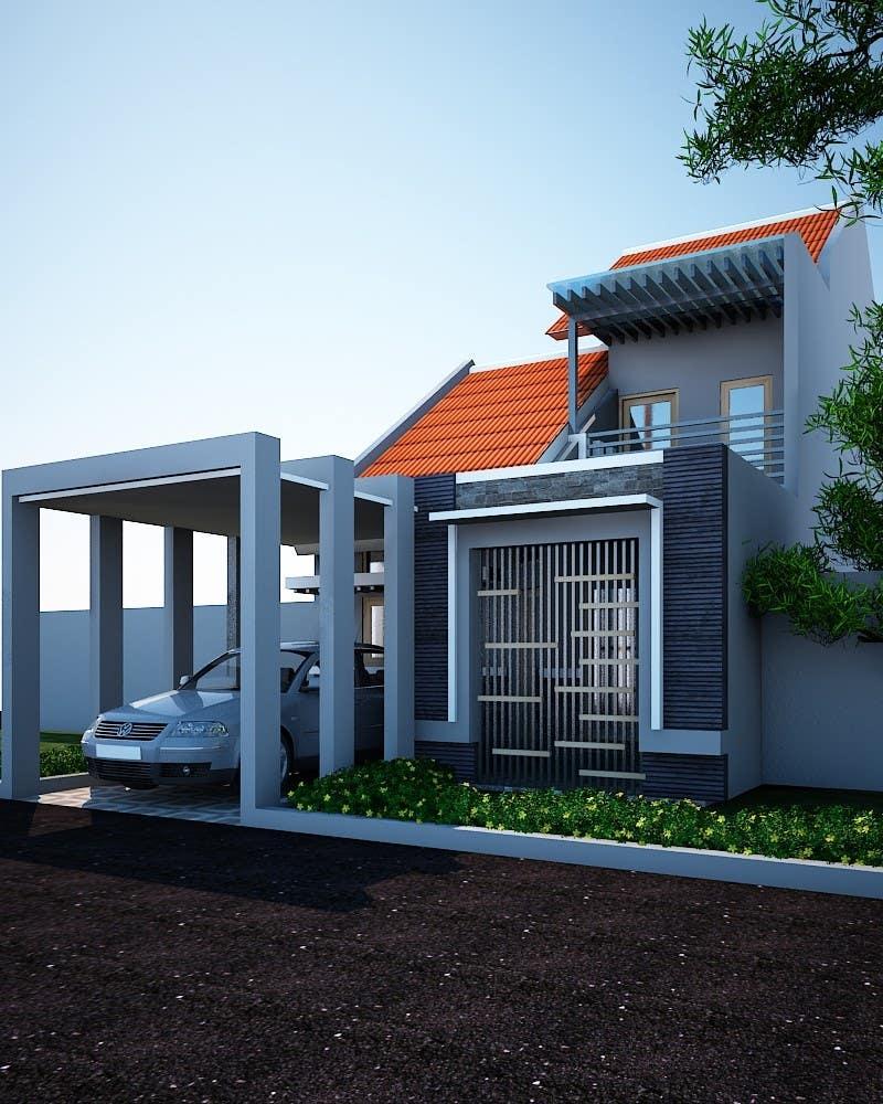 Konkurrenceindlæg #                                        15                                      for                                         Seaside house