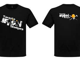 #8 untuk Design a T-Shirt for ironworkers members oleh FLand