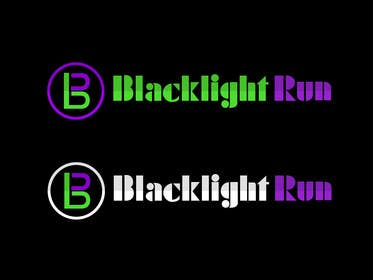 #170 cho Design a Logo for Blacklight Run bởi rraja14