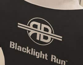 nº 89 pour Design a Logo for Blacklight Run par RONo0dle
