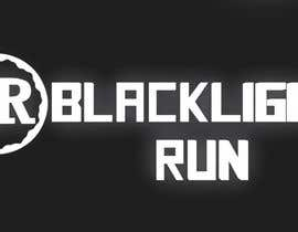 nº 24 pour Design a Logo for Blacklight Run par megruda