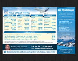 #6 for Design an Advertisement for Travel and Conference Company by VrushaliSingh