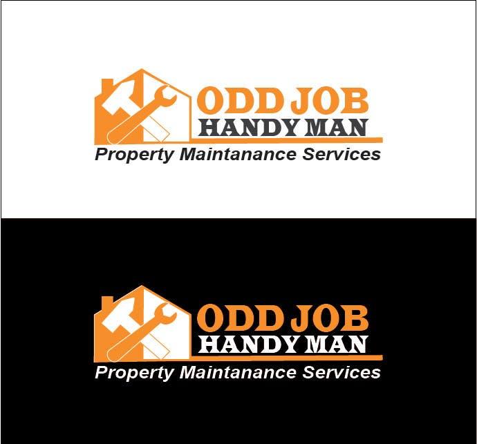 Proposition n°21 du concours Design a Logo for Odd Job Handy Man