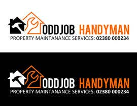 #19 for Design a Logo for Odd Job Handy Man by piratepixel