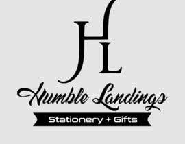 sufian14 tarafından Logo Design for Humble Landings Stationery + Gifts için no 29