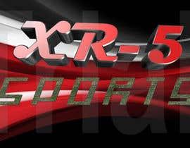 Nro 28 kilpailuun XR-5 Sports logo design käyttäjältä aminulxy9