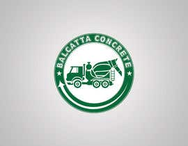 #42 cho Design a Logo for Concrete Co bởi parmitu
