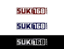 #78 para Design a Logo for Suki168.com por aziz98