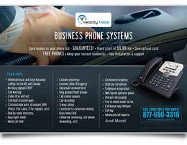 #17 for Design a Digital Flyer for Business Phone Service Provider - Velocity Voice by alejandrodearmas