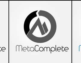 #142 for Design a Logo for MetaComplete by pinkmast3ritza