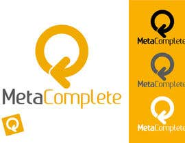 #260 for Design a Logo for MetaComplete by shaundewar82