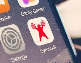 Nro 40 kilpailuun App logo for the gym käyttäjältä javvadveerani