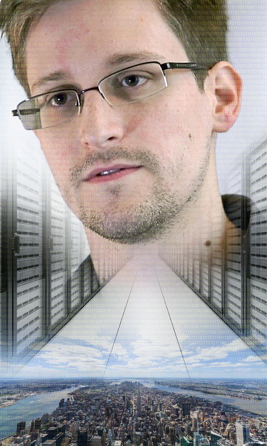 Bài tham dự cuộc thi #18 cho Illustrate Something for Article  Cloud Market: the Impact of Edward Snowden's Revelations