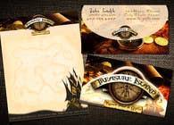 Graphic Design Kilpailutyö #33 kilpailuun Business Card Design for Treasure Island Resort Wear & Gifts