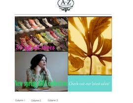 #34 for Build a Website for Fashion Label by ajtames