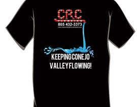 creativeOleg tarafından Water Design T-Shirt için no 16