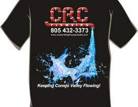 Nro 10 kilpailuun Water Design T-Shirt käyttäjältä johhnypan